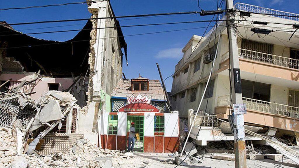 Αϊτή - Σεισμός 2010
