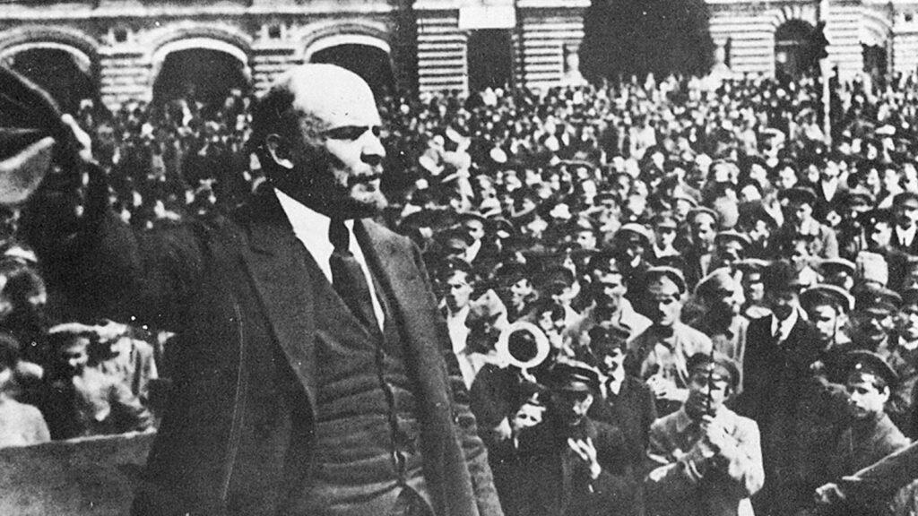 Βλαντιμίρ Ίλιτς Λένιν
