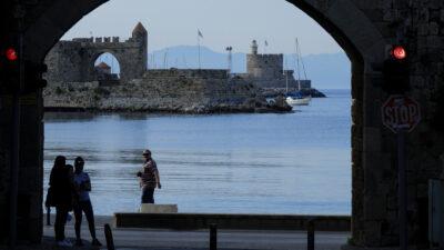 Μεσαιωνική πόλη της Ρόδου, Λιμάνι - Δωδεκάνησα