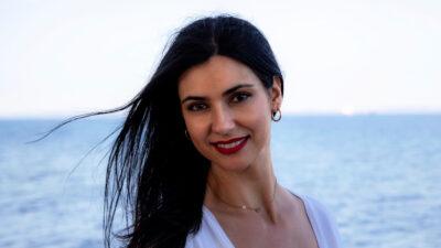Η Στέλλα Πετρίδου, Ανθυποπλοίαρχος ΛΣ