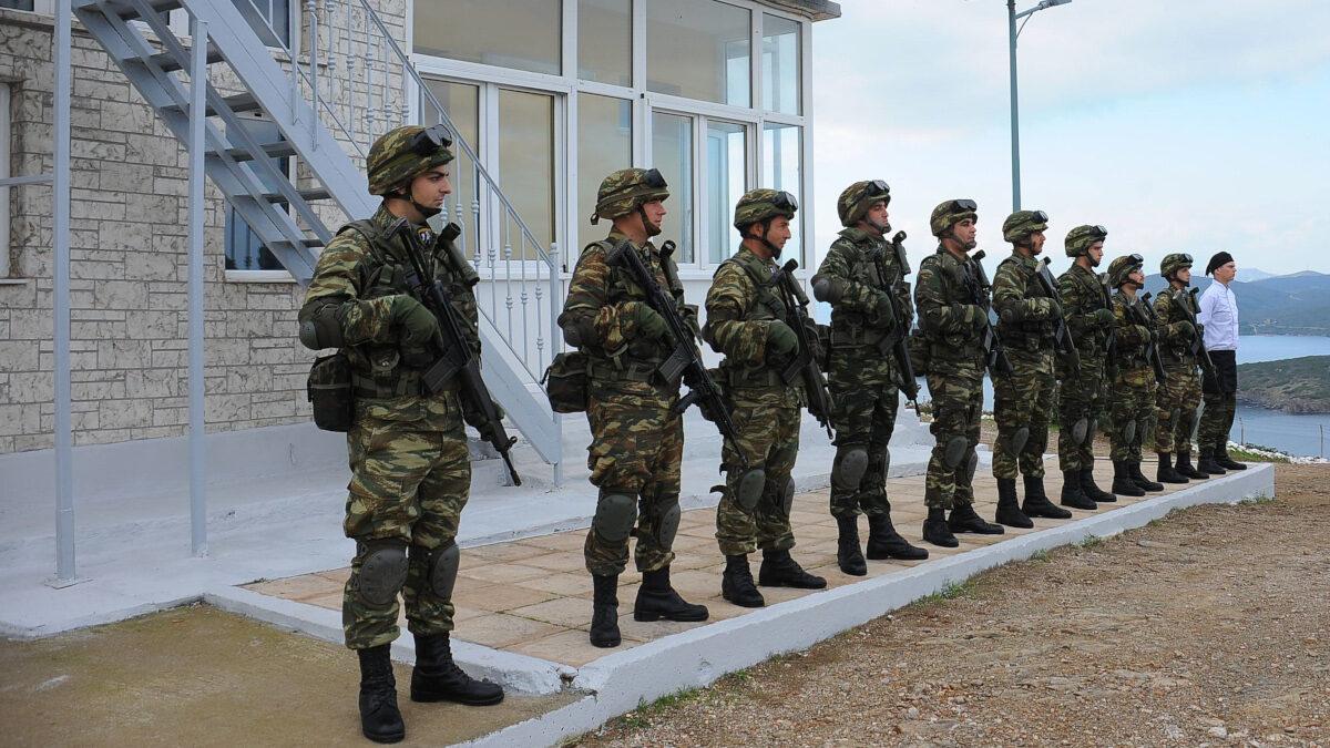 Φαντάροι - Στρατιώτες Εθνοφρουράς, 98 ΑΔΤΕ, Λέσβος - Επιτηρητικό Φυλάκιο «Παναγιά» - Δεκέμβρης 2019