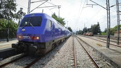 Γραμμές Σιδηροδρόμων - Τρένα της TRENOSE