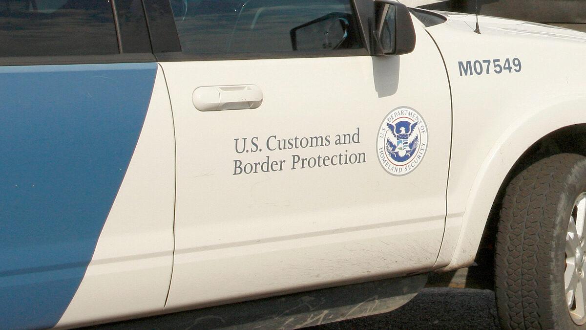 Υπηρεσία Τελωνίων ΗΠΑ και Συνοριακής Φύλαξης