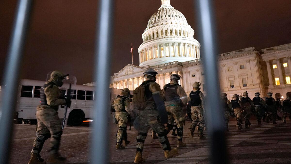 ΗΠΑ: Εισβολή στο Καπιτώλιο οπαδών του μεγιστάνα Ντ. Τραμπ - 6/1/2020