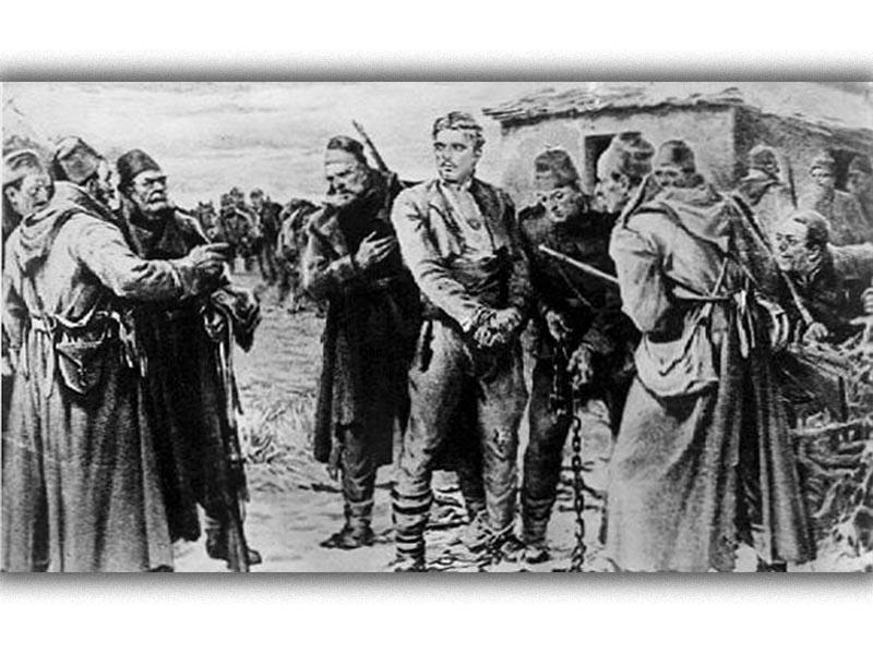 Βουλγαρία - Οθωμανική Αυτοκρατορία - Επανάσταση - Βασίλ Λέφσκι