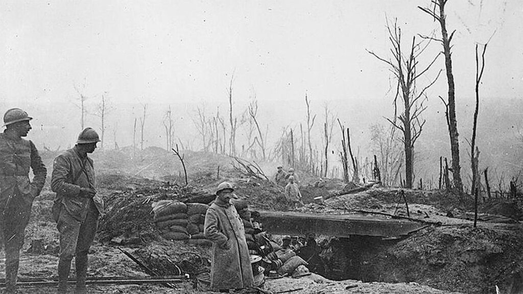 Α'ΠΠ - Γαλλία - Γερμανία - μάχη του Βερντέν