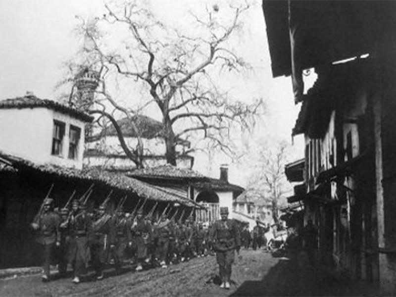 Βαλκανικοί πόλεμοι - Ιωάννινα - Απελευθέρωση, 1913