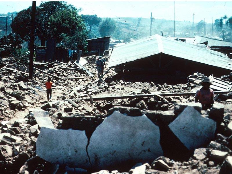 Γουατεμάλα - σεισμός, 1976