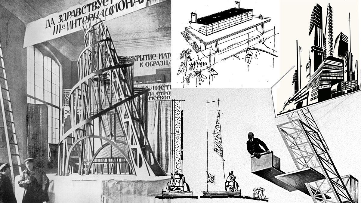 Η κατοικία στην πρώην ΕΣΣΔ-3 το ρεύμα του Κονστρουκτιβισμού