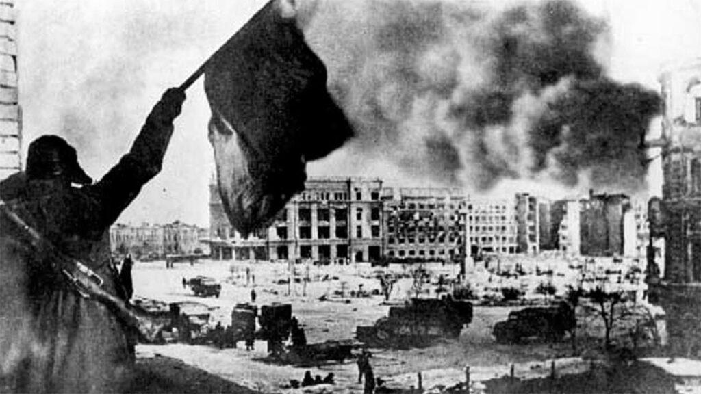 Στάλινγκραντ - Λήξη της Μάχης