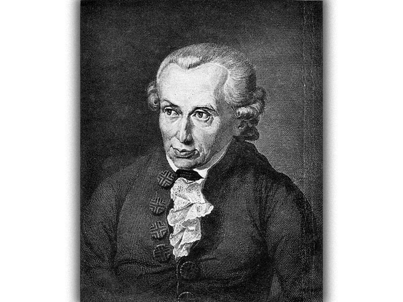 Επιστήμες - Φιλοσοφία - Ιμμάνουελ Καντ