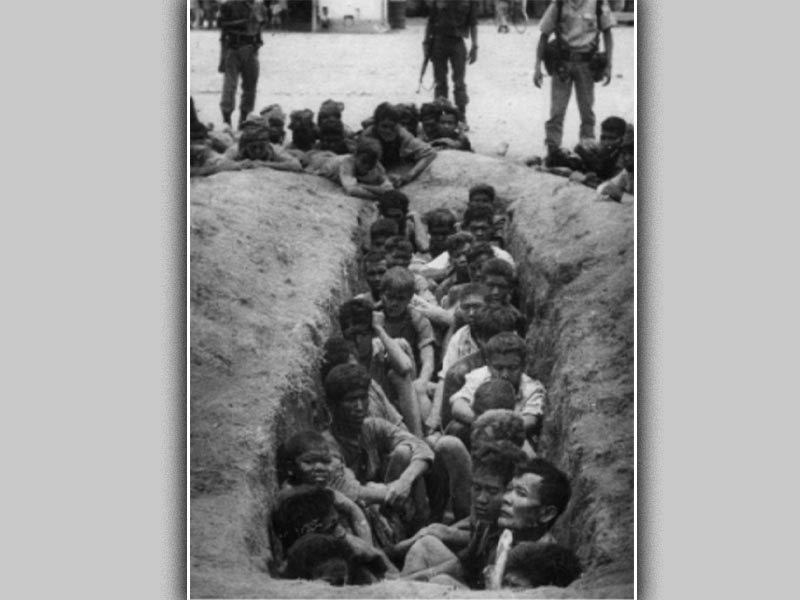 ΚΚ Ινδονησίας - Εκτελέσεις 1966