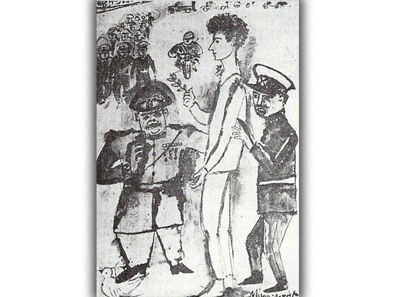 Πολιτισμός - Ζωγραφική - Μίνως Αργυράκης