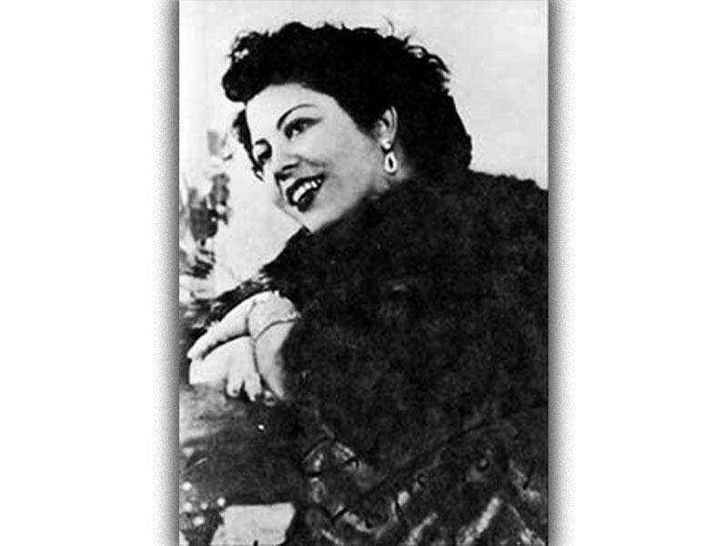 Πολιτισμός - Μουσική - Μαρίκα Νίνου