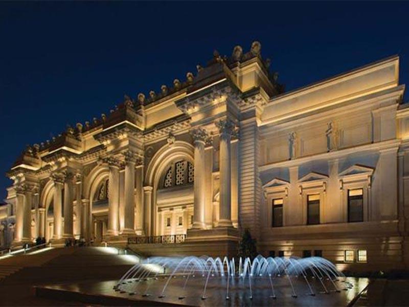 Πολιτισμός - Μουσεία - Μητροπολιτικό Μουσείο Τέχνης Νέας Υόρκης