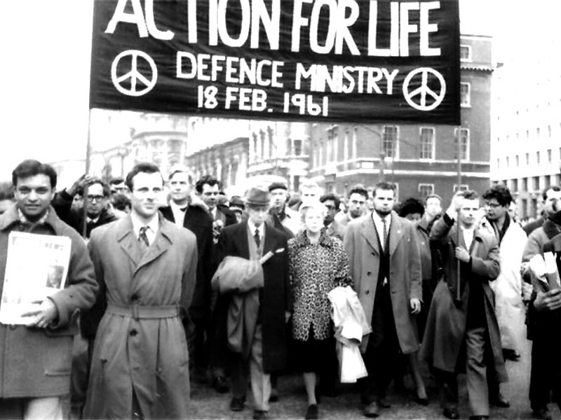 Επιστήμες - Φιλοσοφία - Κίνημα Ειρήνης - Μπέρτραντ Ράσελ