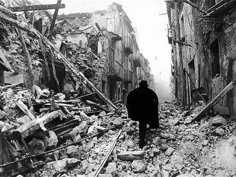 Ιταλία - Νάπολη - σεισμός, 1981