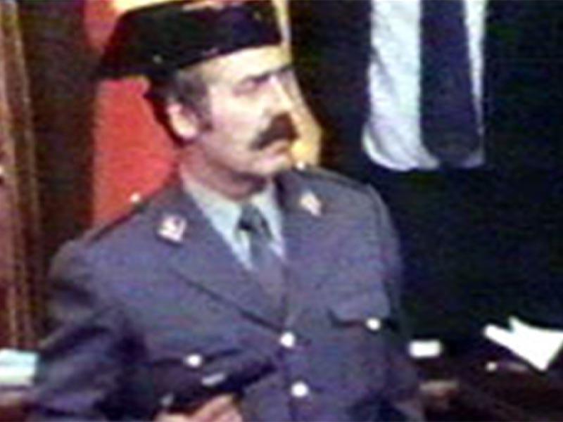 Ισπανία - Κατάληψη Βουλής, 1981 - Αντόνιο Τεχέρο