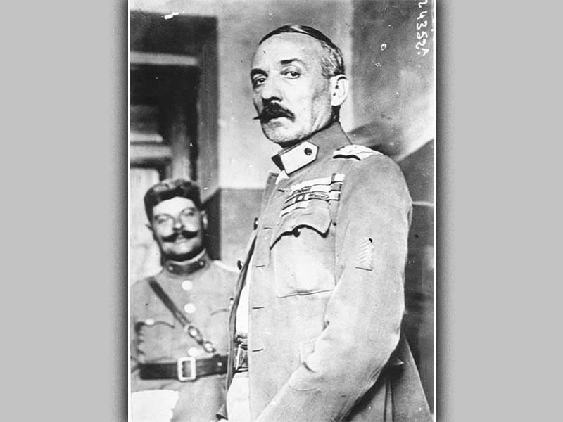 Ελλάδα - Δικτατορία - Θεόδωρος Πάγκαλος