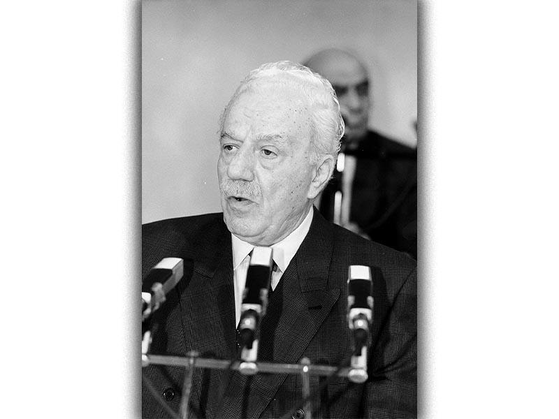 ΚΚΕ - 13ο Συνέδριο - Χαρίλαος Φλωράκης