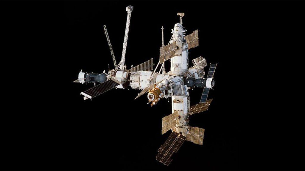 ΕΣΣΔ - Διαστημικό πρόγραμμα - Διαστημικός σταθμός Mir
