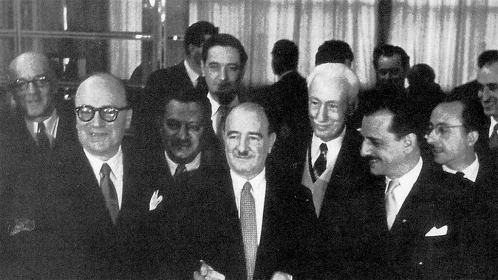 Άγκυρα - Σύμφωνο Φιλίας και Συνεργασίας Ελλάδας-Τουρκίας-Βουλγαρίας, 1953