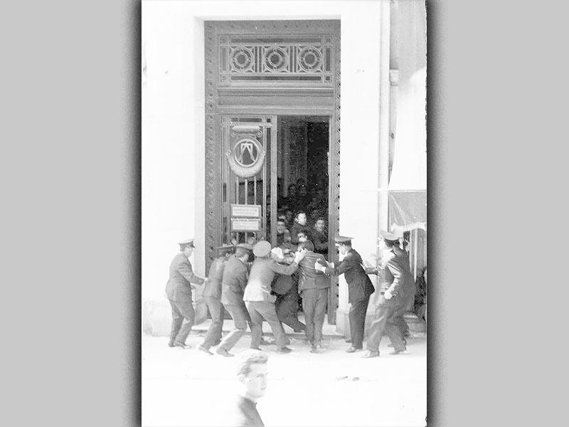 Ελλάδα - Φοιτητικές κινητοποιήσεις, 1963