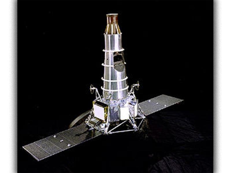 ΗΠΑ - Διαστημικό πρόγραμμα - Ρέιντζερ 8