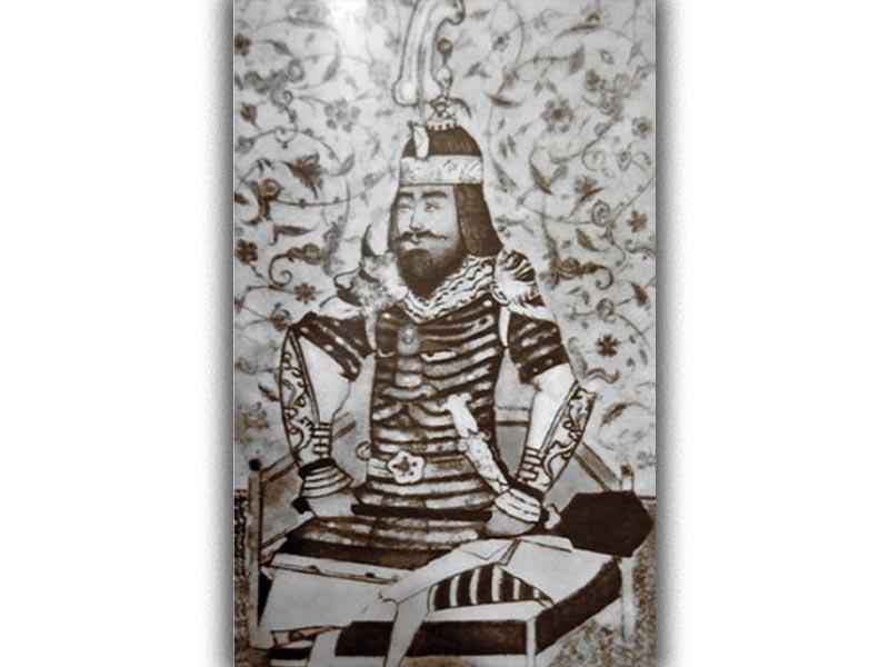 Μογγολία - Ο Ταμερλάνος
