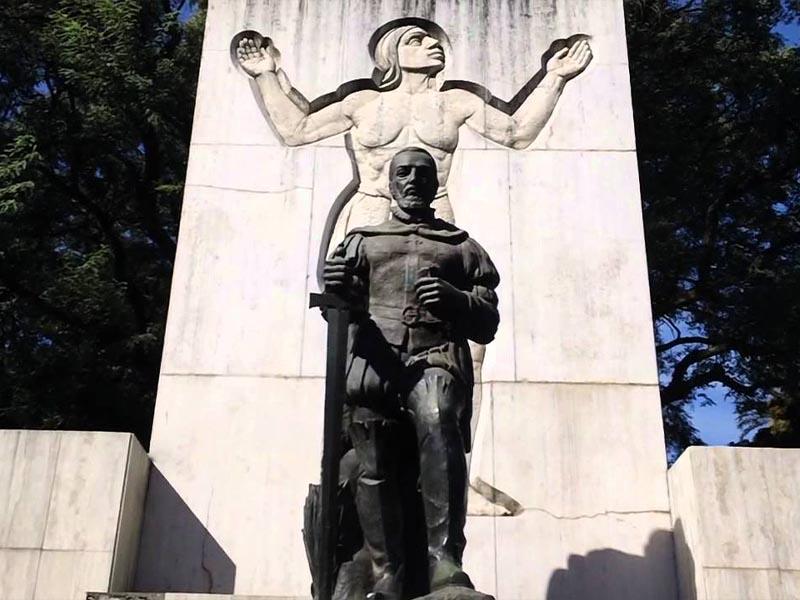 Ισπανία - Αργεντινή - Εξερεύνηση - Κονκισταδόρ - Πέντρο ντε Μεντόζα