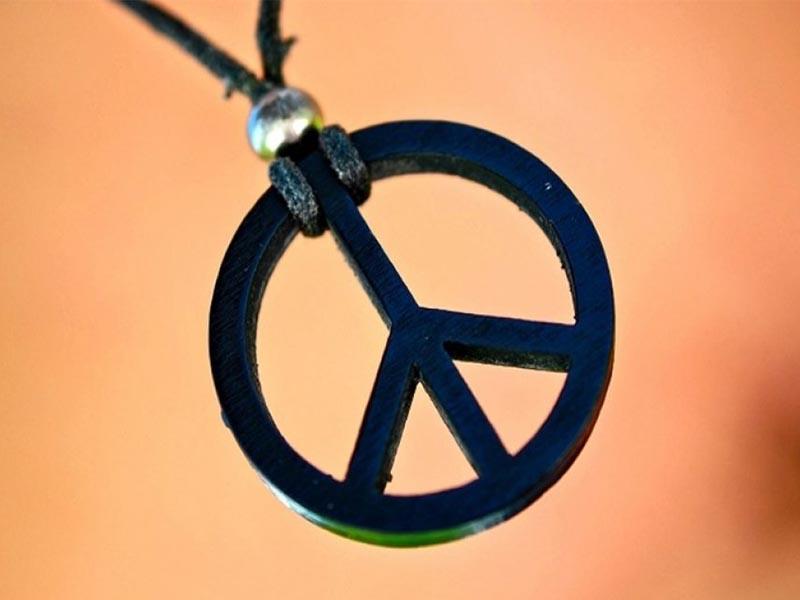 Κϊνημα Ειρήνης - Τζέραλντ Χόρτομ
