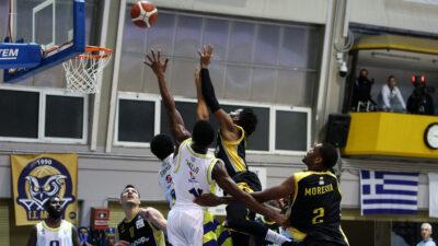 Μπάσκετ- Κύπελλο Ελλάδας Λαύριο-ΑΡΗΣ