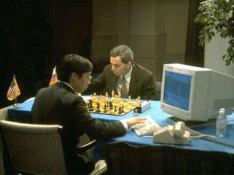 Αθλητισμός - Σκάκι - Γκάρι Κασπάροφ - Deep blue