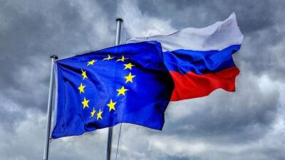 ΕΕ -Ευρωπαϊκή Ένωση - Ρωσία