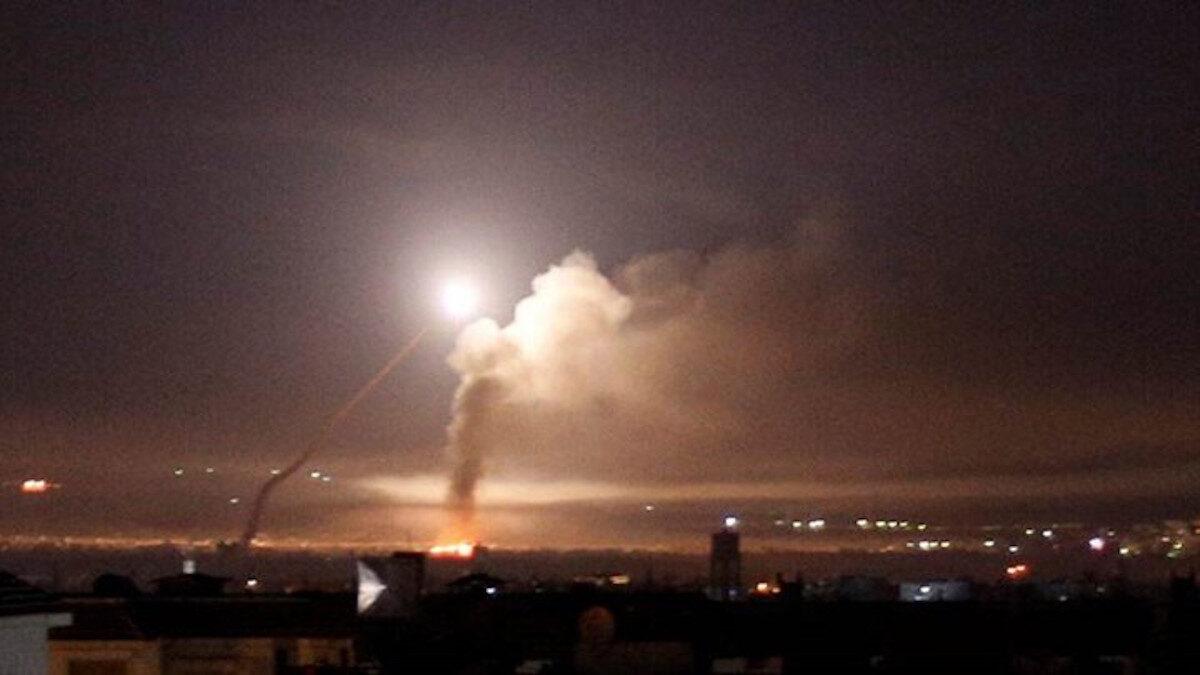 επίθεση στη Συρία από το Ισραήλ