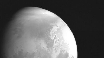 Η πρώτη φωτογραφία από τον Άρη από το κινέζικο διαστημόπλοιο Tianwen-1