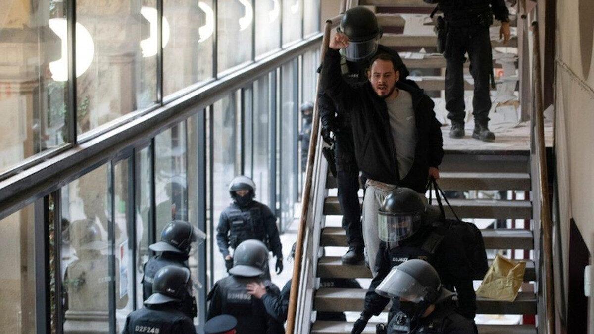 Σύλληψη ράπερ σε πανεπιστήμιο της Ισπανίας