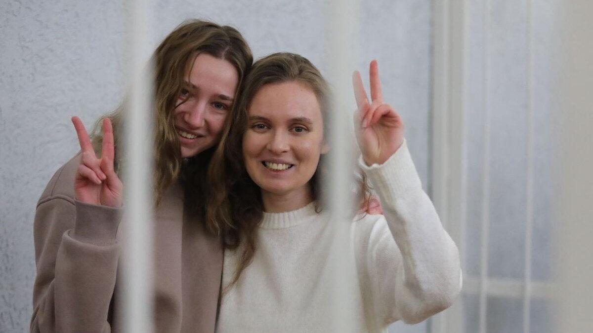 Φυλάκιση δύο δημοσιογράφων επιδή μαγνητοσκόπησαν διαδηλώσεις ενάντια στον Λουκασένκο στη Λευκορωσία