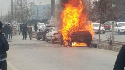 Καμπούλ έκρηξη σε αυτοκίνητο