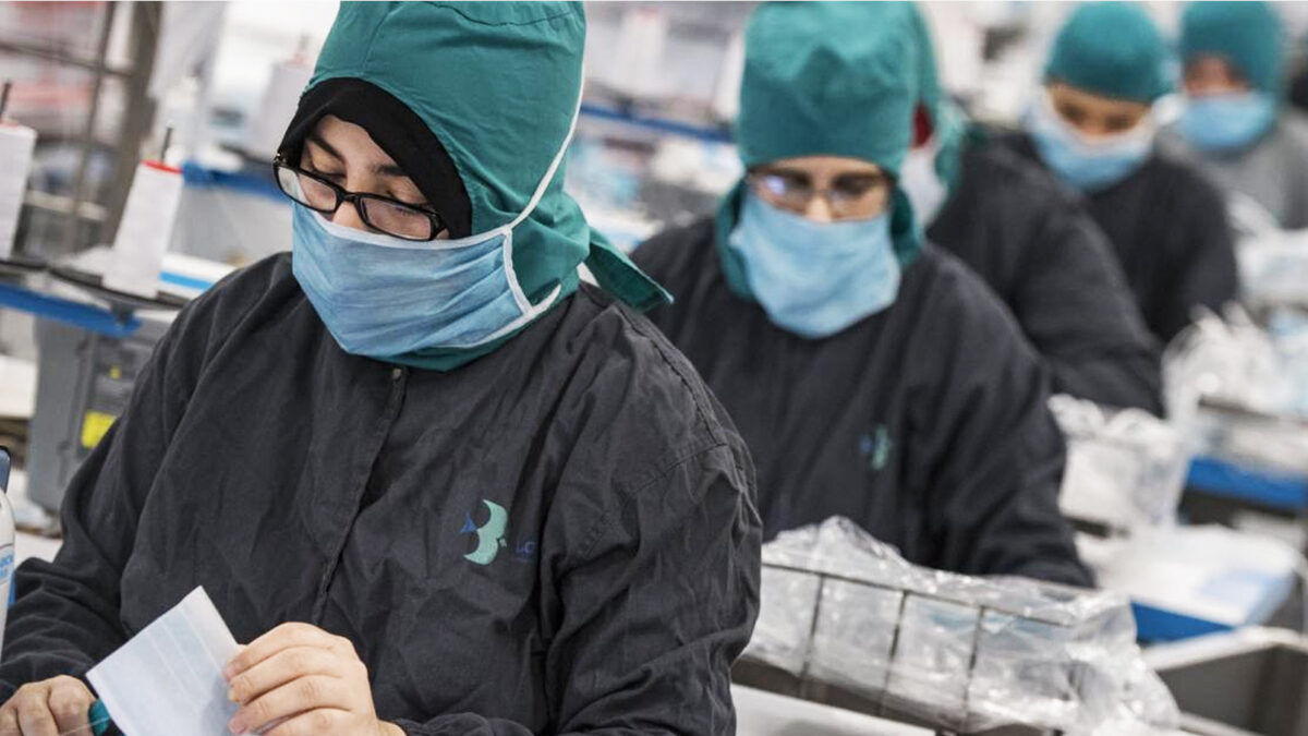 μαρόκο 28 εργαζόμενοι νεκροί σε παράνομο εργοστάσιο