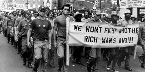 Πορεία Βετεράνων εναντίων του πολέμου του Βιετνάμ την 1η Ιούνη του 1967