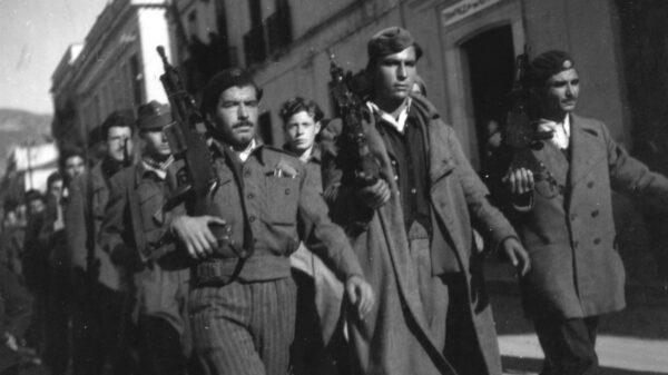 Αγωνιστές του ΕΑΜ - Εθνική Αντίσταση