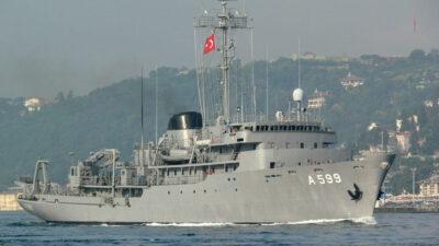 Υδρογραφικό Πλοίο «Τσεσμέ» (A599) του Πολεμικού Ναυτικού της Τουρκίας