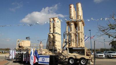 Ισραήλ - Βαλλιστικό σύστημα Arrow-3