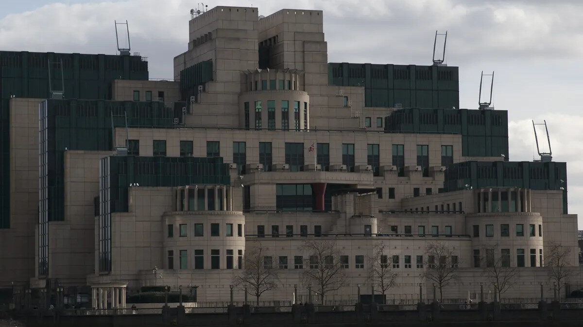 Κεντρικό κτίριο της MI5 - Ηνωμένο Βασίλειο