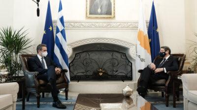 Μητσοτάκης Κύπρος