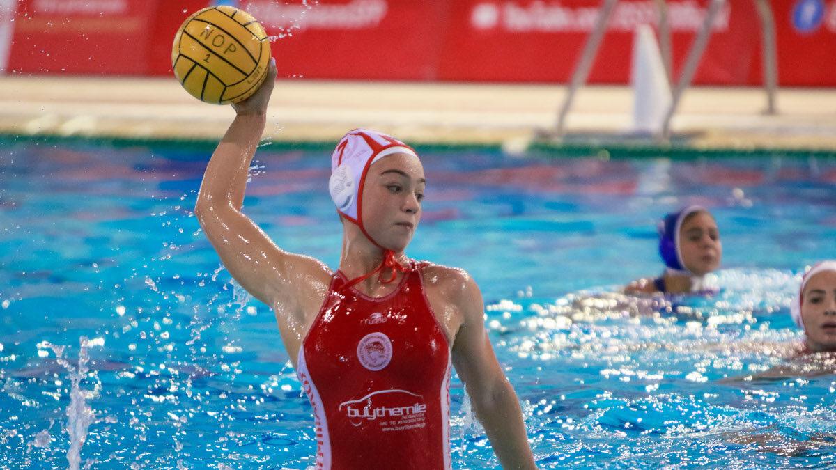 Ολυμπιακός - ΟΣΦΠ- Πόλο Γυναικών / Αγώνας Α1 - Νοέμβρης 2020