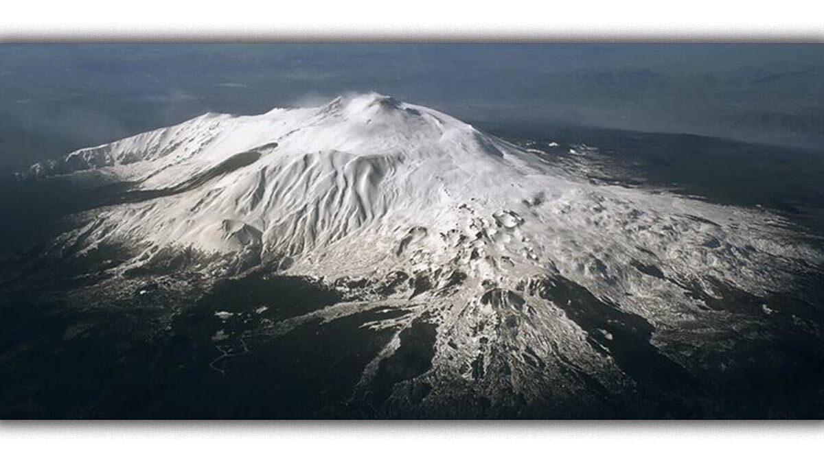 Γεωγραφία - Ηφαίστεια - Αίτνα