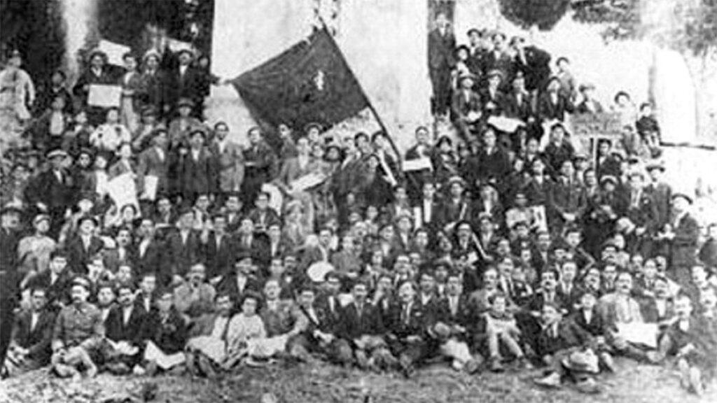 Ελλάδα - Αγροτικό κίνημα - εξέγερση Κιλελέρ, 1910