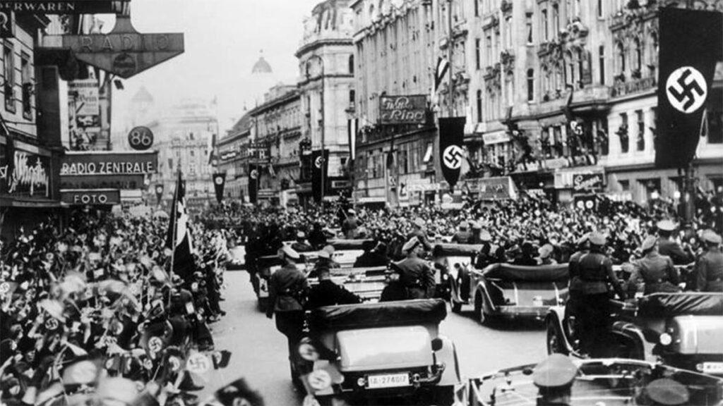 Ναζιστική Γερμανία - Εισβολή στην Αυστρία, 1938